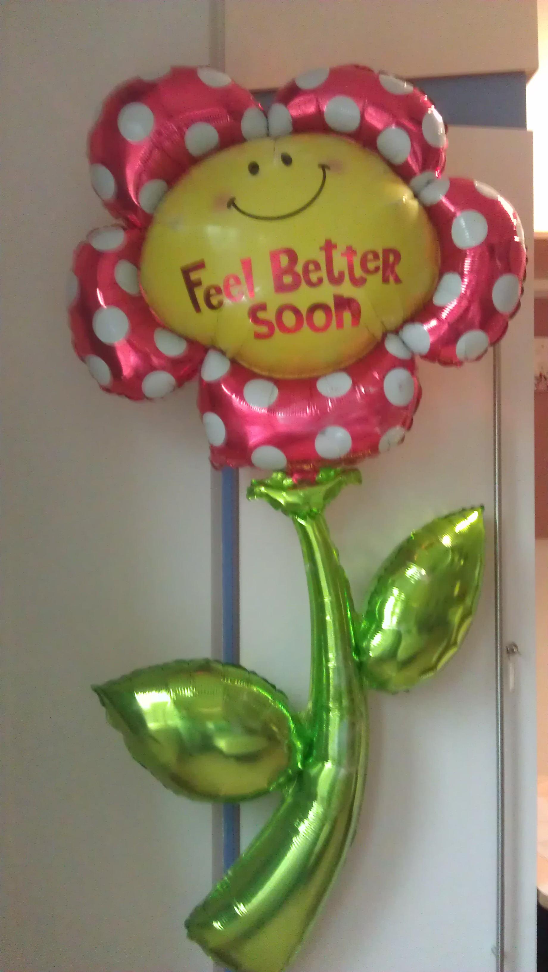 aplastische anemie ballon bloem